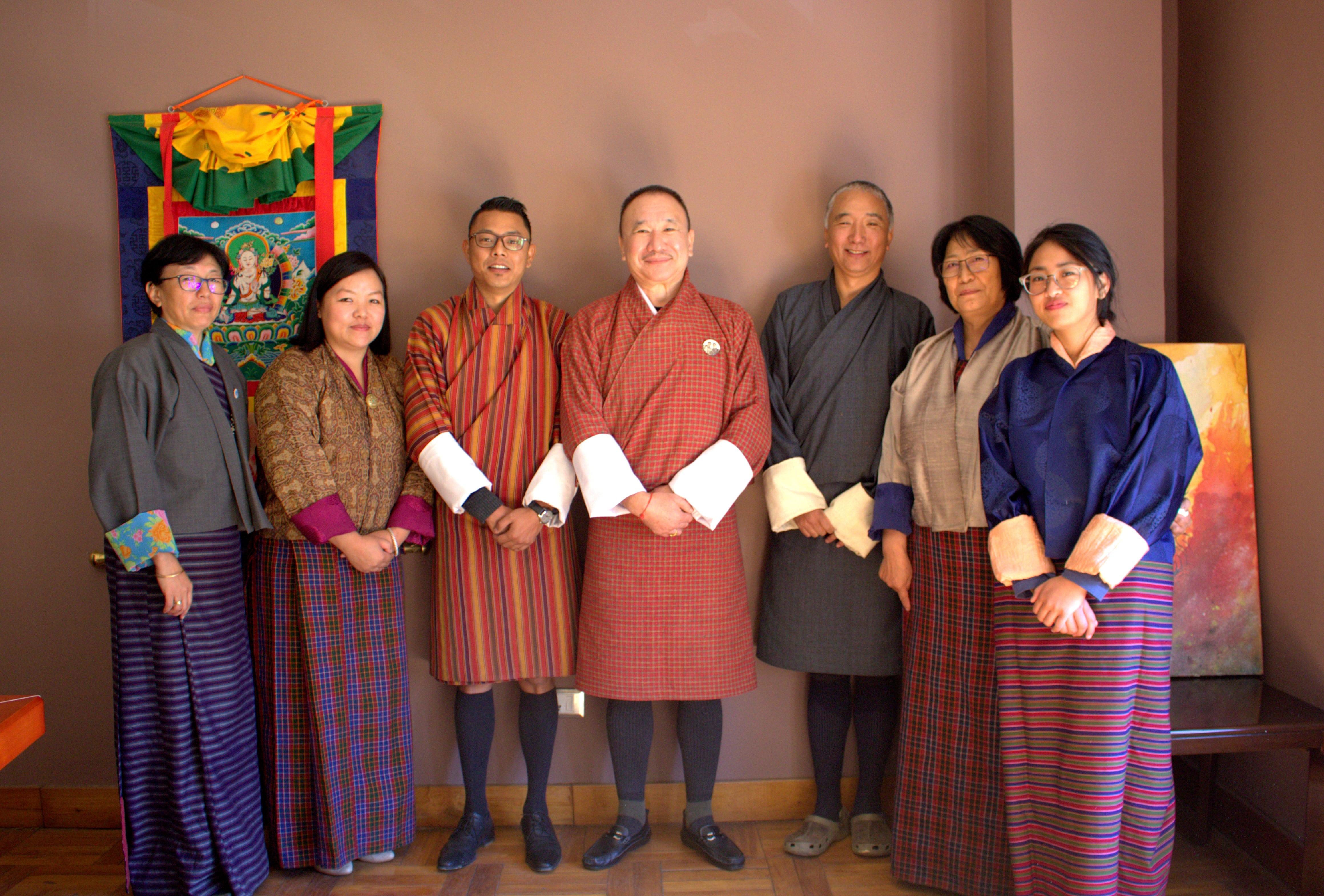 board member Bhutan Jamchong Thuendel Foundation