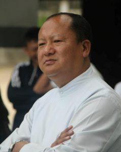 Father Kinley Tshering
