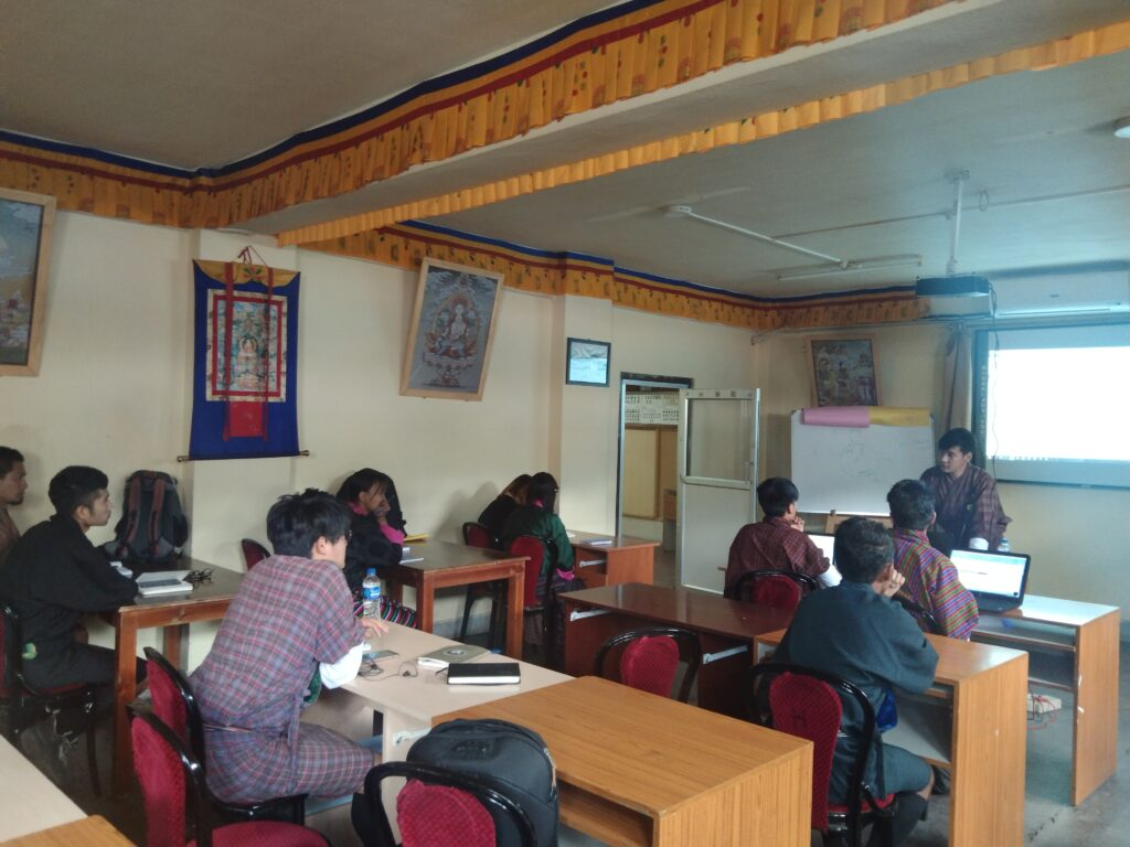 Training to TTI Graduates on Mentoring and Support to Start-up Business